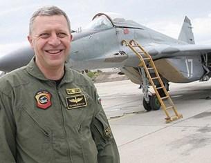 Черната кутия на разбилия се МиГ-29 все още не е изпратена в Русия