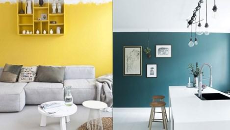 Цветът - геният в декора (галерия)