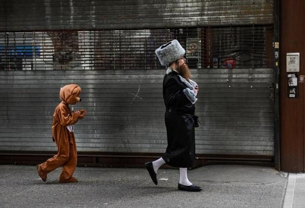 В Израел празнуват Пурим (Фотогалерия)