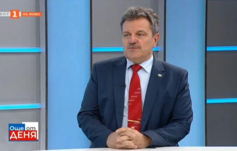 Д-р Александър Симидчиев. Кадър БНТ