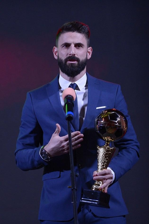Футболист No1 на България Димитър Илиев: Да се върнеш на терена е невероятна тръпка
