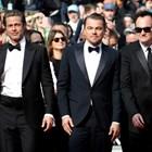 Куентин Тарантино, Брад Пит и Леонардо ди Каприо предизвикаха фурор в Кан (Снимки)