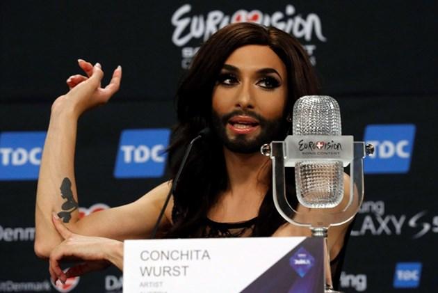 Брадата певица от Австрия спечели Евровизия
