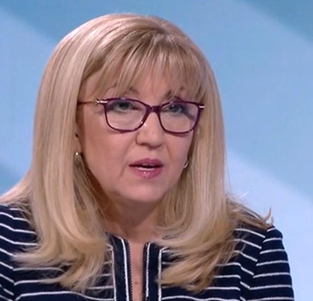 Аврамова: За 1 г. само 6 общини са поискали освобождаване от винетки