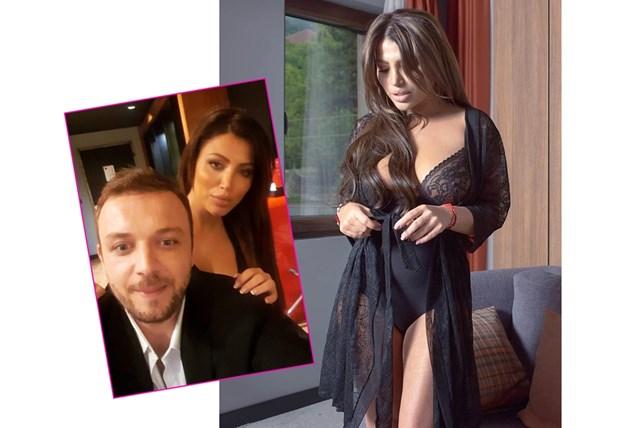 Македонска звезда лудна по сексбомбата Драгана
