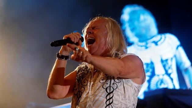 Uriah Heep отбелязват 50-годишнината си с концерт в София
