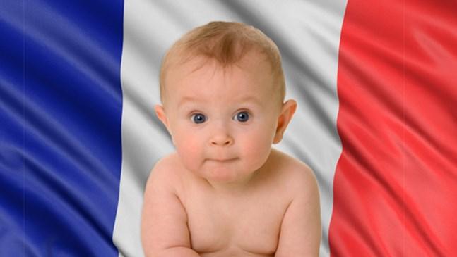 Имена от света: как родителите във Франция кръщават децата си