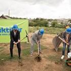 """""""Практикер"""" изгражда  търговски център в Шумен"""