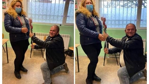 България избира нов парламент, а Георги избра Теодора