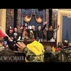 Неизлъчвани кадри от нападението над Капитолия отвътре (Видео)