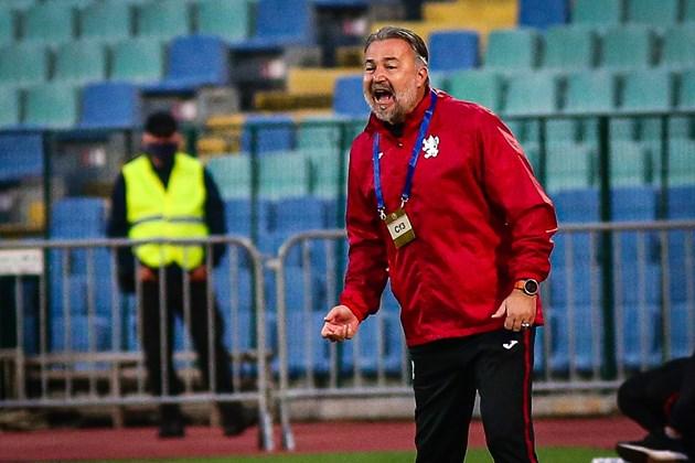 Настоящият контракт на Ясен Петров изтича в края на тази година