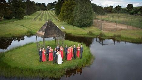 Новият хит в сватбената фотография