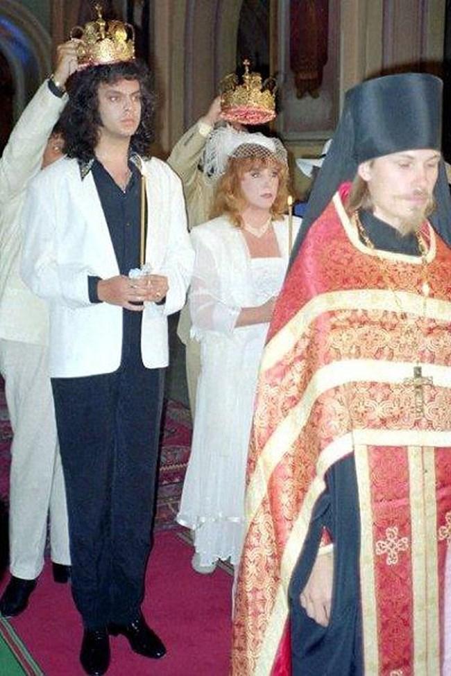 Сватбата с певеца Филип Киркоров