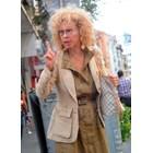 Силвия Лулчева играе на улицата