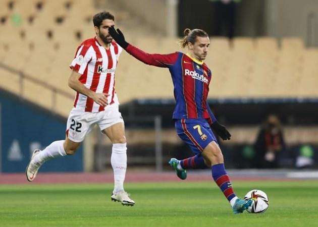 """60 млн. евро иска """"Барселона"""" за Гризман"""