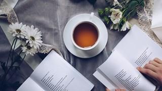 Четенето също гори калории