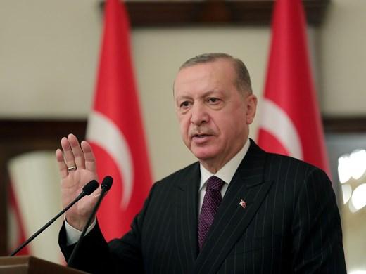 Ердоган пусна военна фрегата турско производство