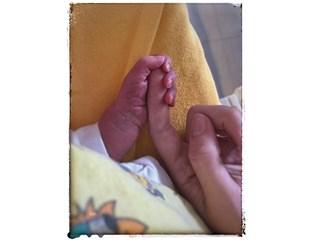 Луиза Григорова роди момче (Снимка)
