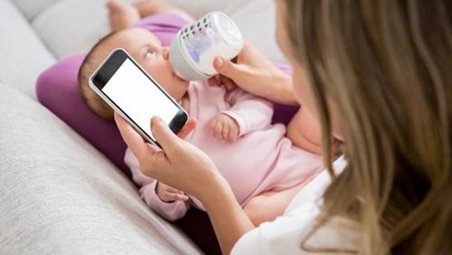 Защо е толкова трудно жена в майчинство да ви вдигне телефона